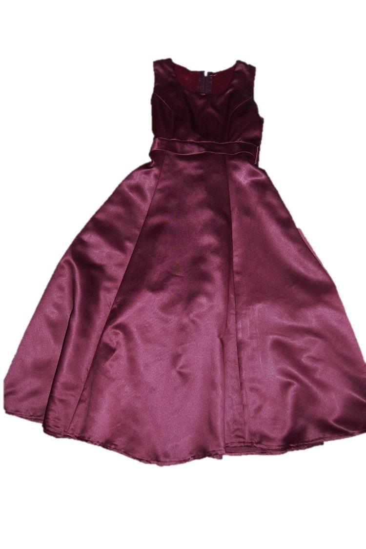 Hermoso Vestido De Fiesta Para Niña Tala 7/ 8 Años - $ 100.00 en ...
