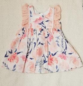 Hermoso Vestido De Florecitas En Color Pastel