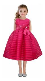Hermoso Vestido De Gala Para Niñas Mayelin