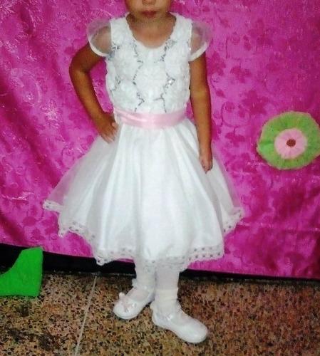 hermoso vestido de niña
