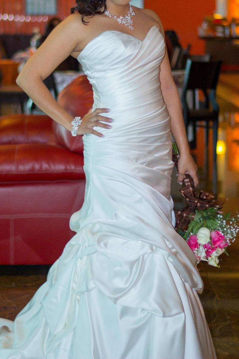 Hermoso Vestido De Novia!! - $ 4,000.00 en Mercado Libre
