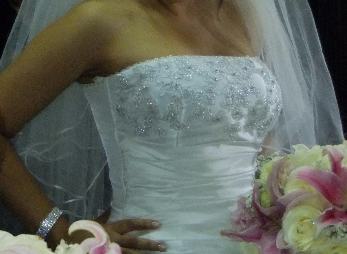Hermoso Vestido De Novia Blanco Talla Xs Ayacucho - S/ 400,00 en ...