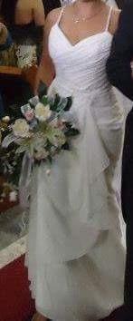 hermoso vestido de novia bridenformal