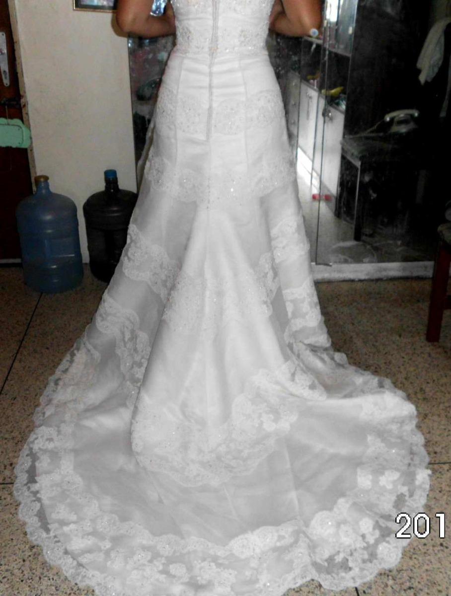 Vestidos de novia sirena con velo
