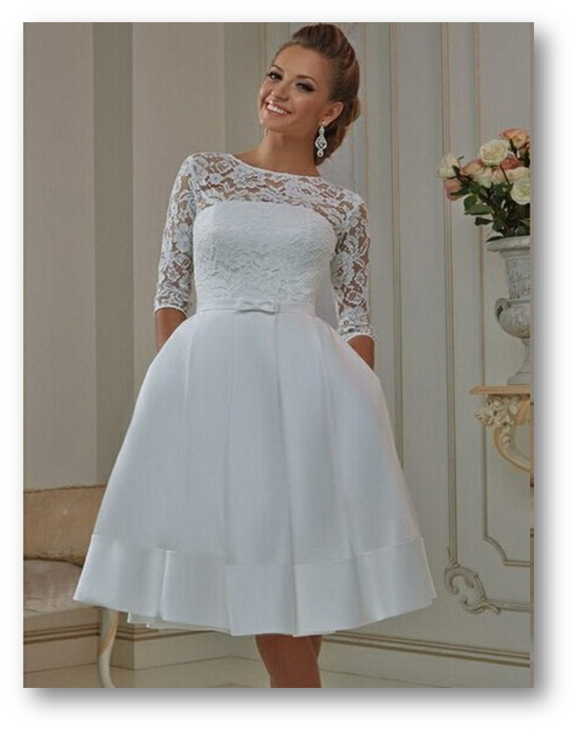 Modern Vestido De Novia En Oferta Ideas - All Wedding Dresses ...