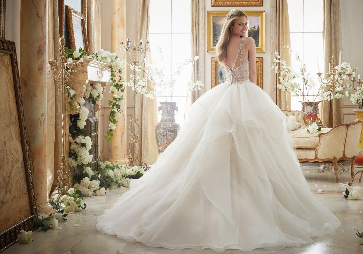 Vestidos de novia momento barcelona