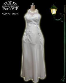 54943ae16 Vestidos De Novia Civil Cortos Ropa Femenina en Mercado Libre Perú
