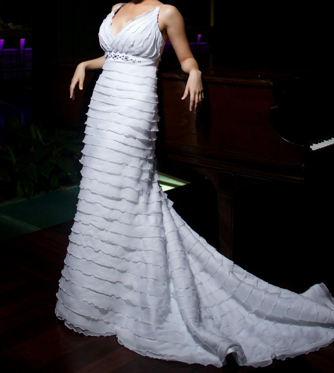Hermoso Vestido De Novias Pronovias Modelo Morfeo - $ 2.000.000 en ...