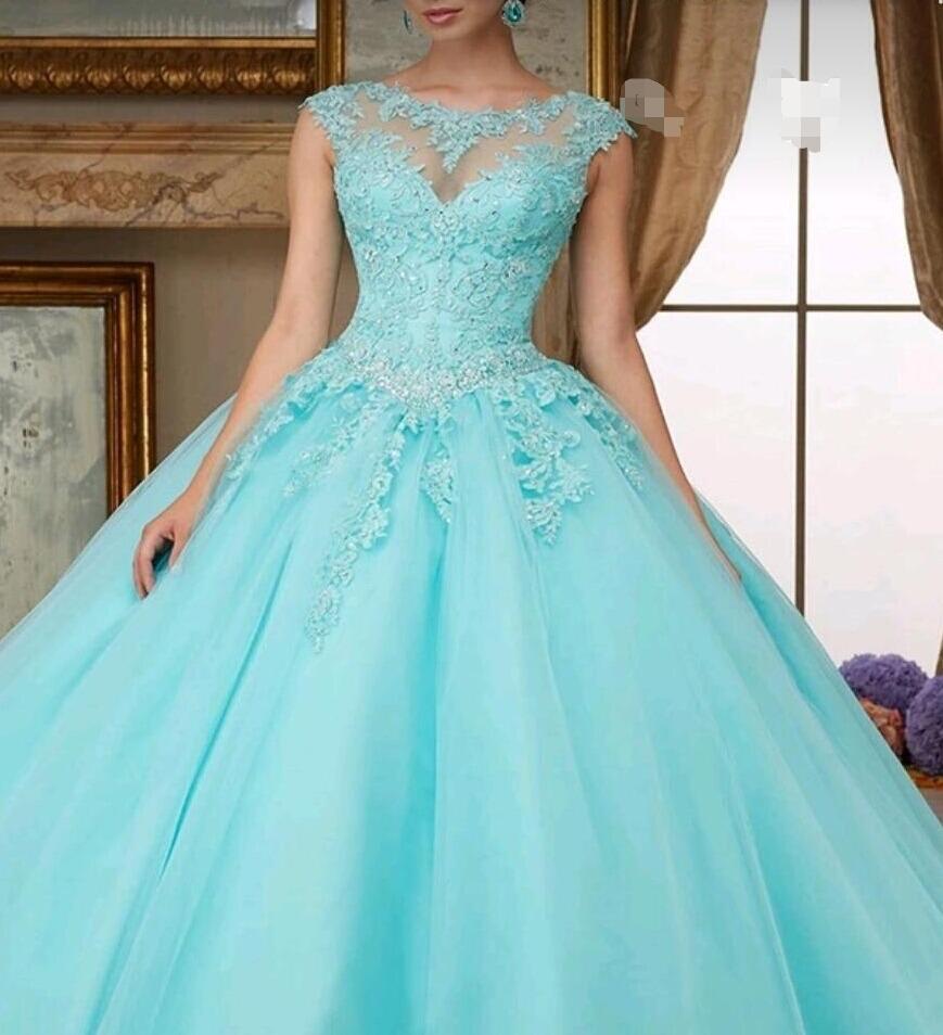 ea7c61d014 Hermoso Vestido De Quinceañera Importado -   590.000 en Mercado Libre
