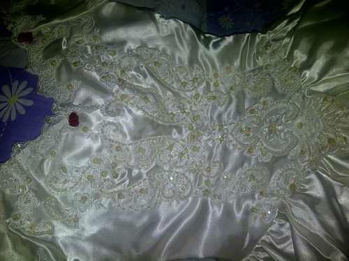 hermoso vestido de quincianera