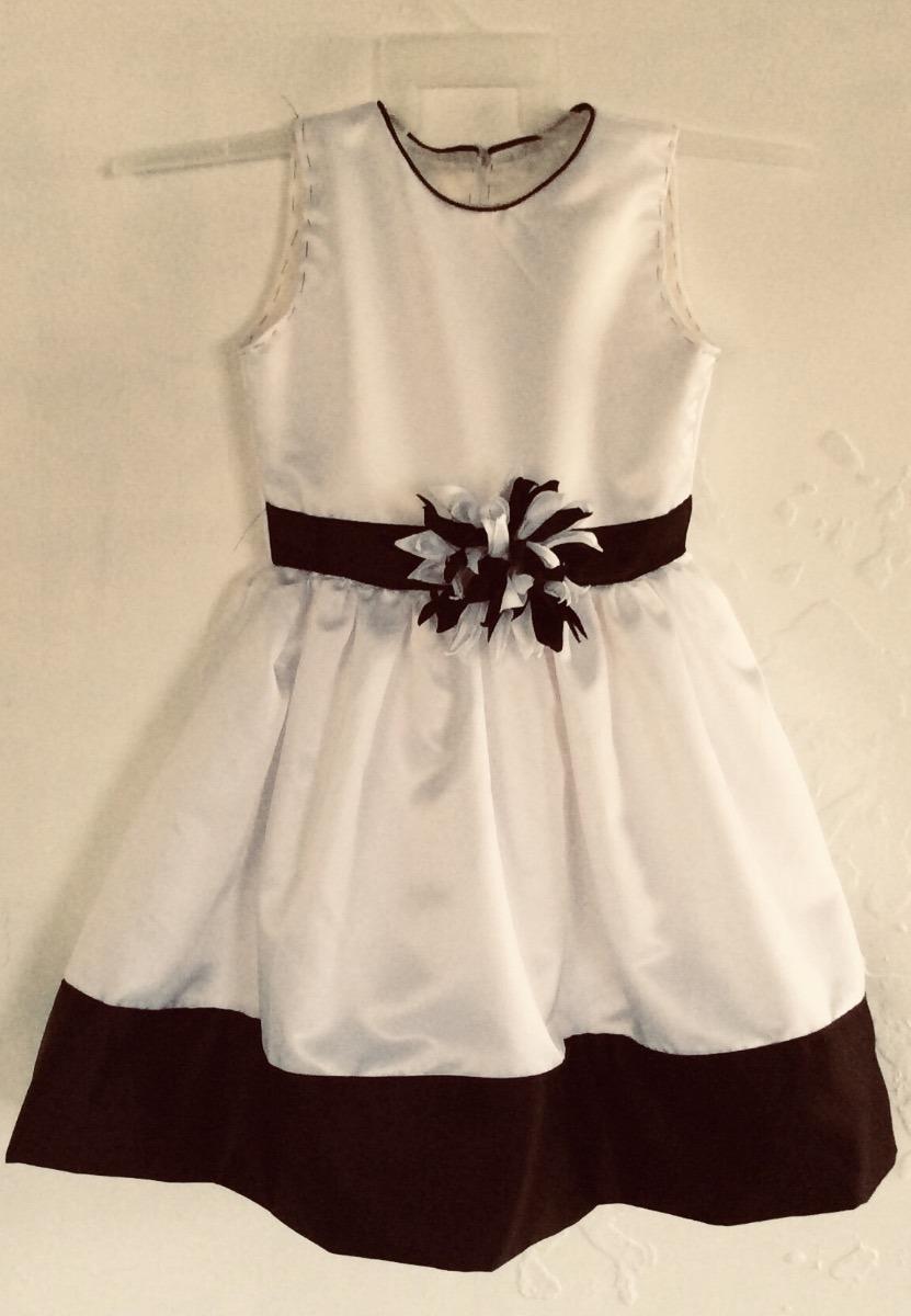Vestidos de fiesta blanco de nina