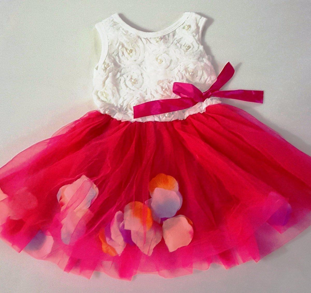 Vestidos de fiesta para bebes de 18 meses