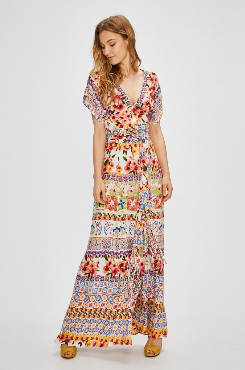 17b1cb9d3 hermoso vestido largo desigual primavera verano. Cargando zoom.