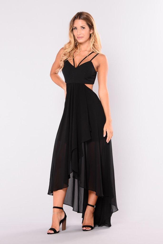 f3591de978c55 Hermoso Vestido Largo Maxidress De Moda Elegante Juvenil -   189.000 ...