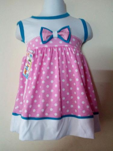 hermoso vestido para bebe tallas 1 ,2 , 3 y 4