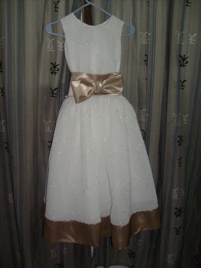 069d2a9f6 Hermoso Vestido !!! Para Fiesta Talles -6-7-8-9-10- - $ 3.000,00 en ...