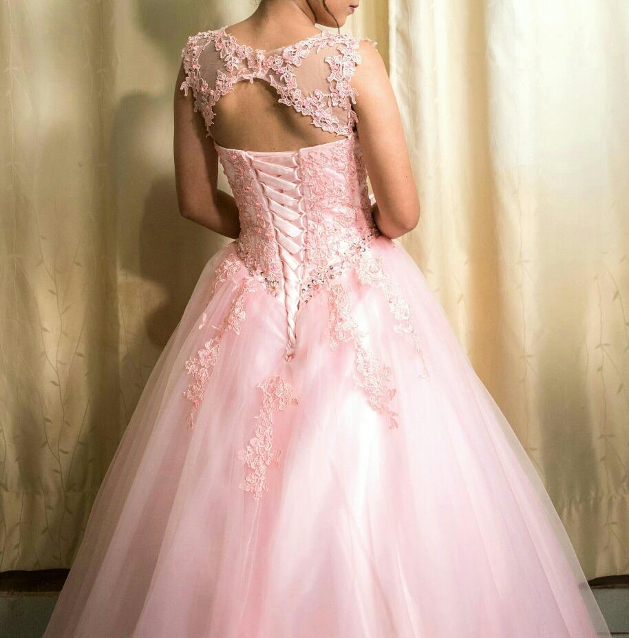 cbfb6818f7 Hermoso Vestido Para Quinceañeras -   700.000 en Mercado Libre