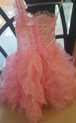 hermoso vestido  presentacion. confirmacion, fiesta