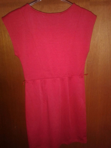 hermoso vestido rojo de forever 21