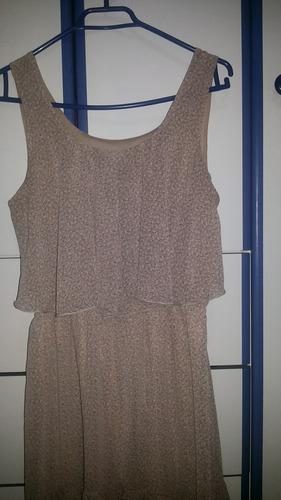 hermoso vestido talla 40