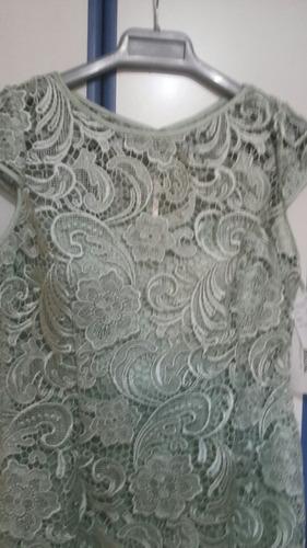hermoso vestido talla 42