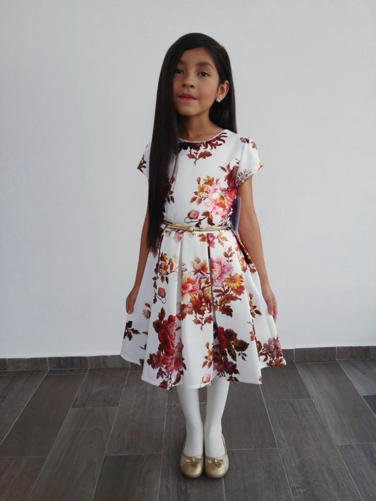 Hermoso Vestido Temporada Primavera 2019 Envio Gratis