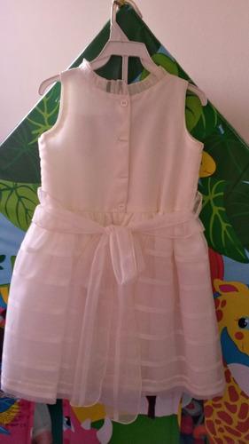 hermoso vestidos de niñas para fiesta (ideal bautizo o boda)