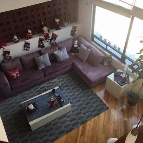 hermoso y amplio pent house