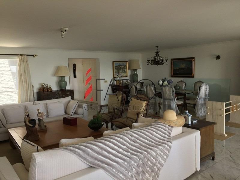 hermoso y cómodo  frente al  puerto de 3 dormitorios y dependencia  con garage-ref:33844