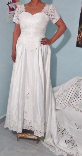 hermoso y elegante vestido de novia essence t-36, impecable