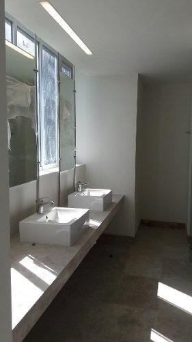 hermoso y exclusivo penthouse, rodeado de naturaleza, santa fé, cuajimalpa