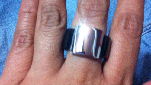 hermosos anillos unisex
