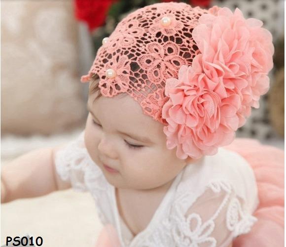 Hermosos cintillos balacas diademas bebes y ni as ropa en mercado libre - Diademas para bebes bautizo ...
