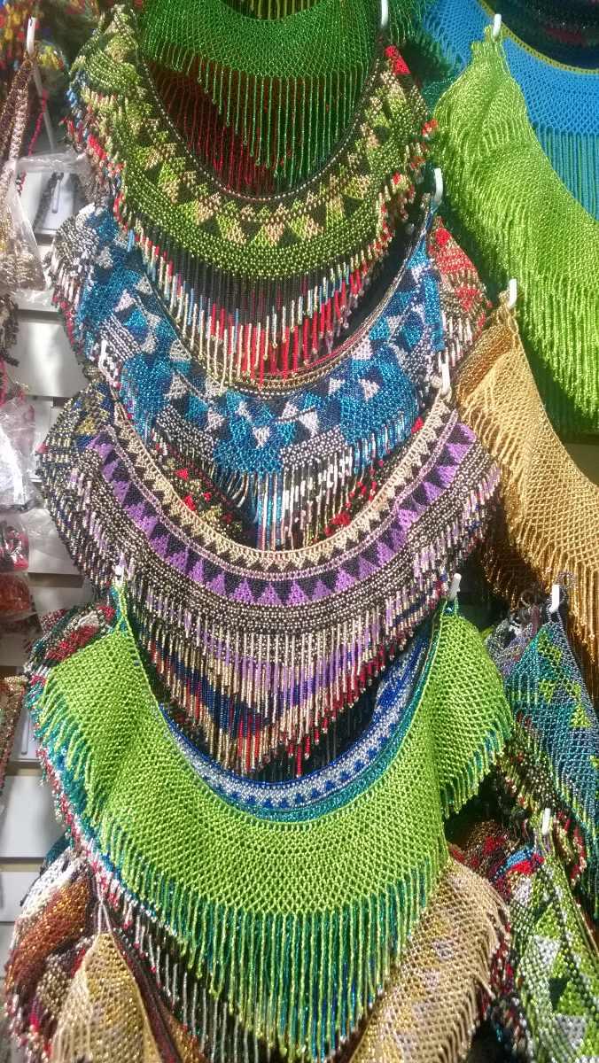 Hermosos Collares De Chaquira Artesan 237 A Mexicana 275