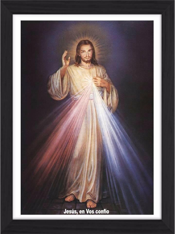 Hermosos Cuadros De Jesus Y La Virgen Maria 59900 En Mercado