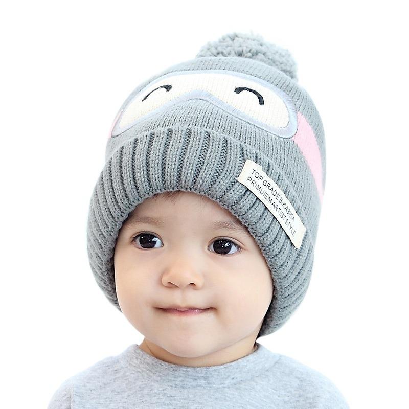 Hermosos gorros de invierno para bebes niños cargando zoom jpg 800x800  Invierno gorras para bebes 3bd5ce93cb6