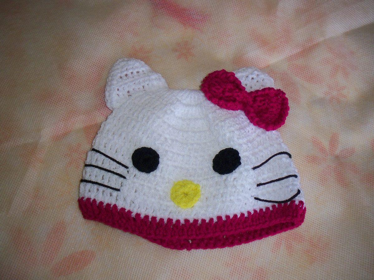 d44e34299 Hermosos Gorros Para Bebe Tejidos A Crochet -   100.00 en Mercado Libre