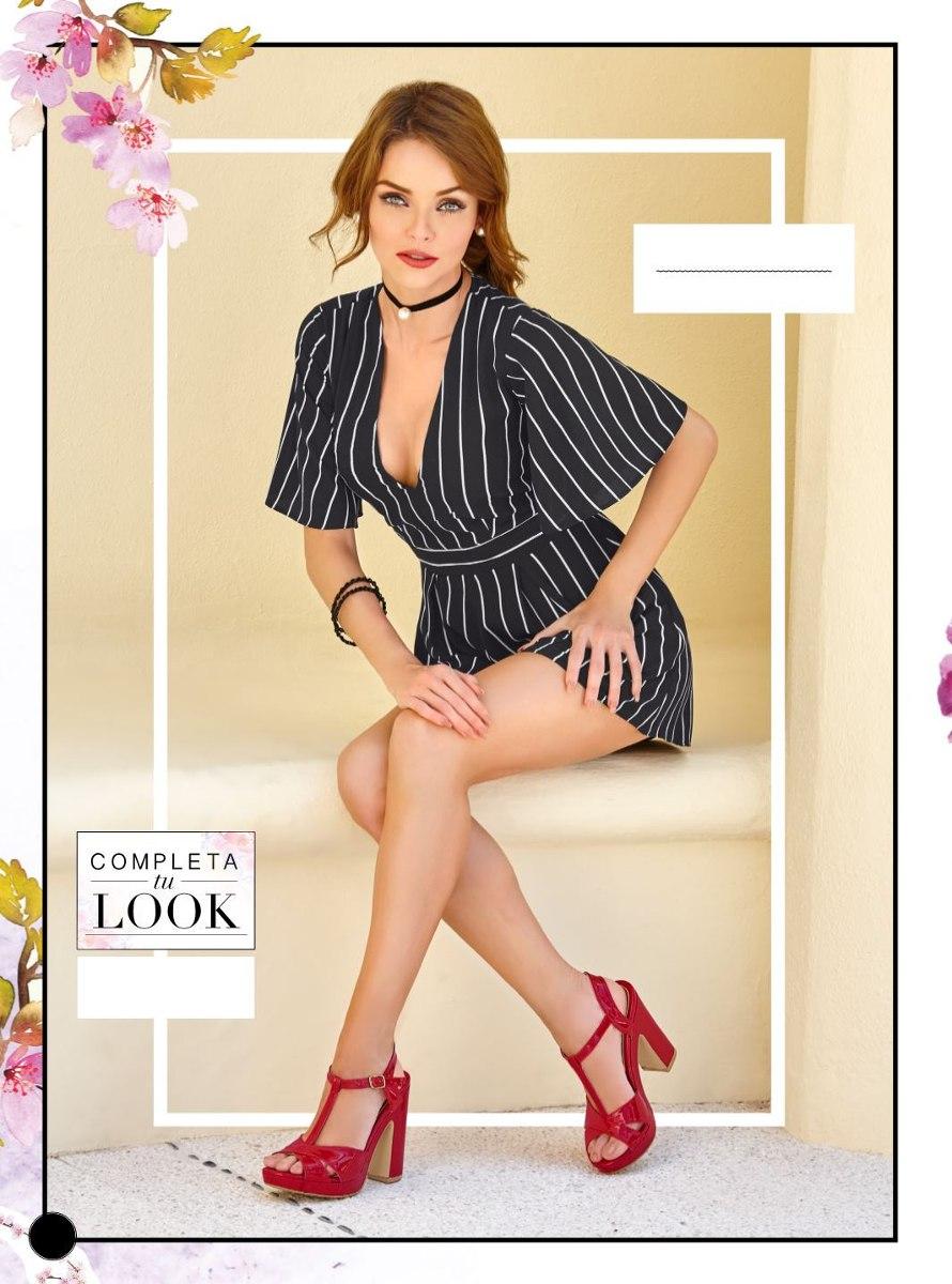 hermosos huaraches dama con plataforma casual de moda cklass. Cargando zoom. b64dff5c02f52