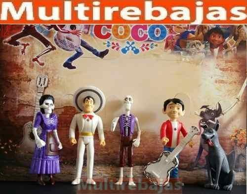 hermosos juguetes de coleccion de coco miguel dante