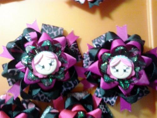 hermosos lazos cintillos y bandanas para niñas