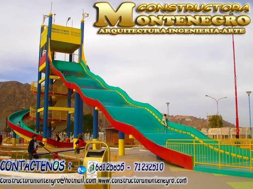 hermosos parques infantiles
