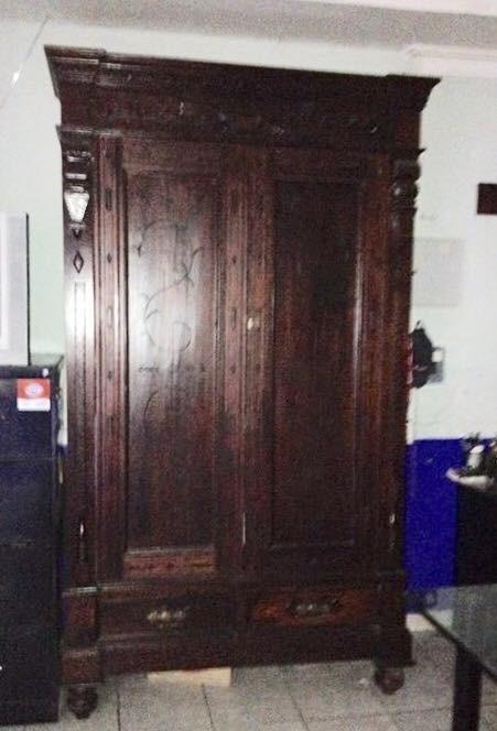 Hermosos roperos estilo frances restaurados para for Roperos antiguos restaurados