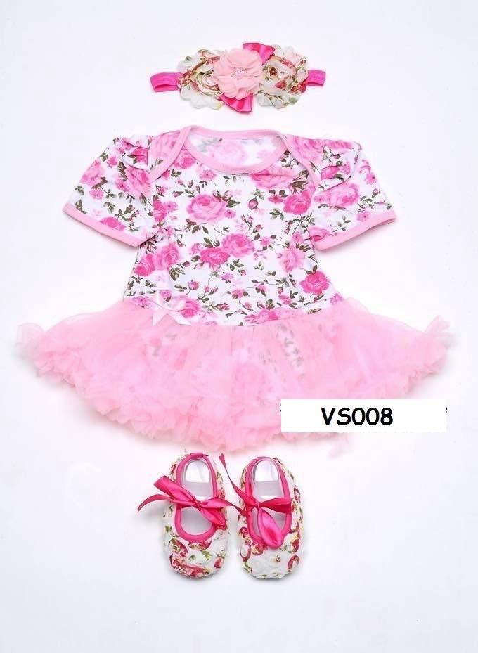 Hermosos Set Vestido Tutu Para Bebes Y Niñas, Ropa - $ 50.000 en ...