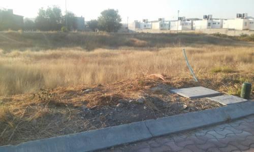 hermosos terrenos planos en fracc las trojes qro. mex.