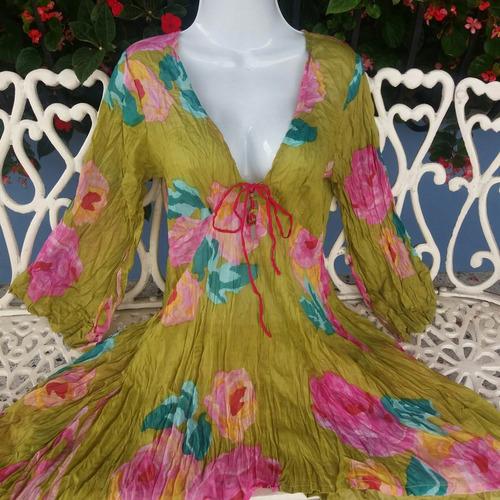 hermosos vestidos cortos hindu
