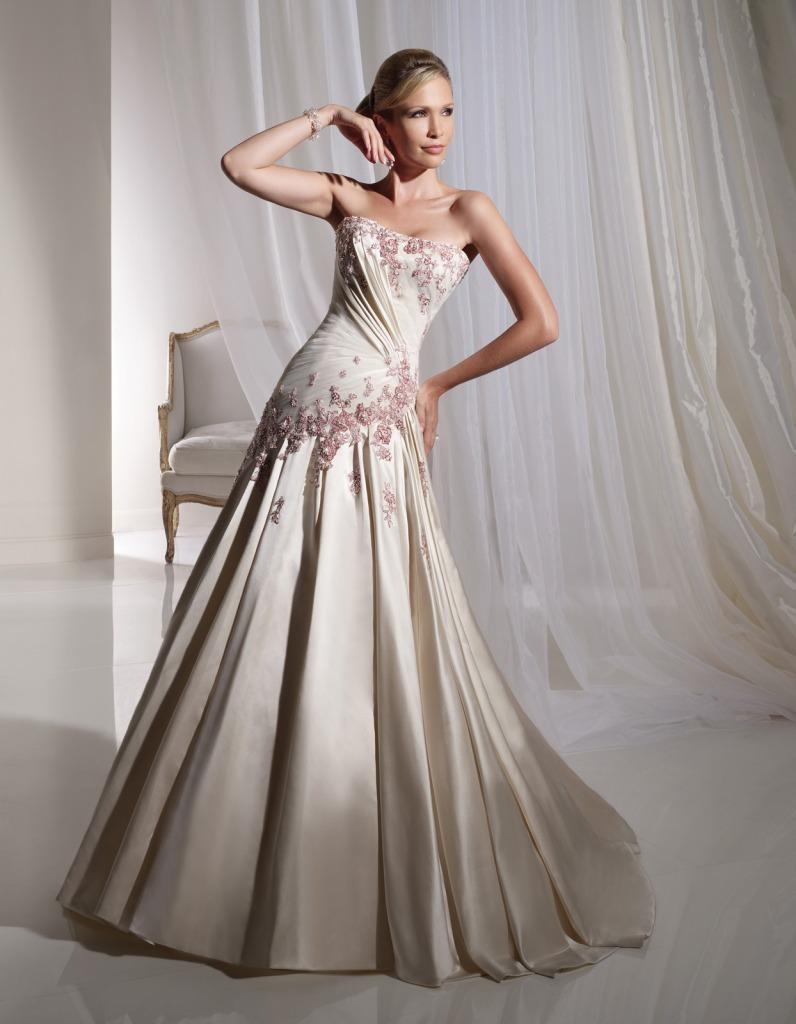 c9260ed829 hermosos vestidos de novia colección 2016 paga el 50%. Cargando zoom.