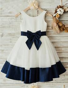 Hermosos Vestidos Para Niñas Desde La Talla 0 A 6