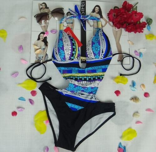 hermosos y sexies trikinis geométricos 2017 2 tonos