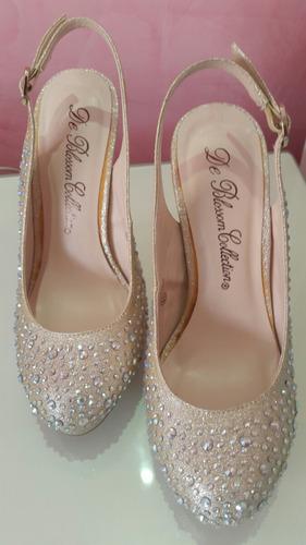 hermosos zapatos cenicienta aldo