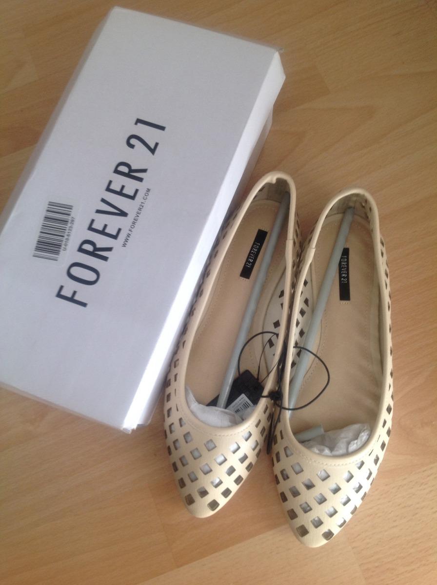 Zapatos En Color Crema Hermosos Forever 300 21 De 00 Piso 7wnnzxqdXR